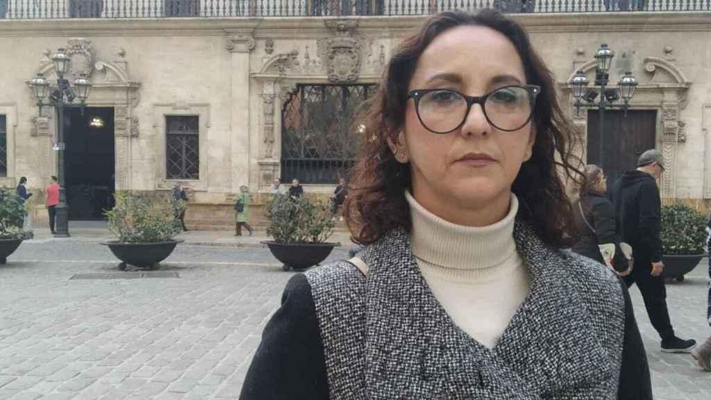 Joana Molina sufrió una violación cuando tenía 13 años y residía en un centro de menores de Mallorca.
