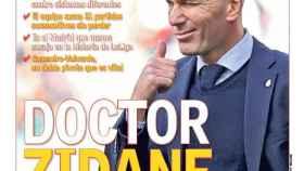 La portada del diario AS (03/02/2020)