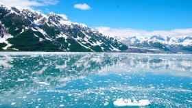 Lago en Anchorage.