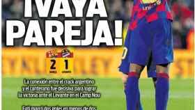 La portada del diario Sport (03/02/2020)