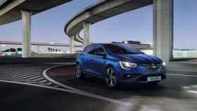Nuevo Renault Megane híbrido.