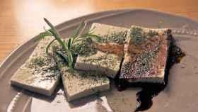 Una imagen de archivo de tofu.