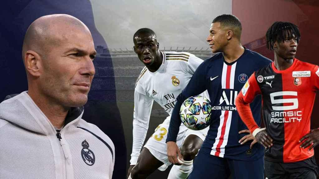 Zidane, el mejor ojeador de Francia