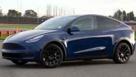 Versión final del Tesla Model Y