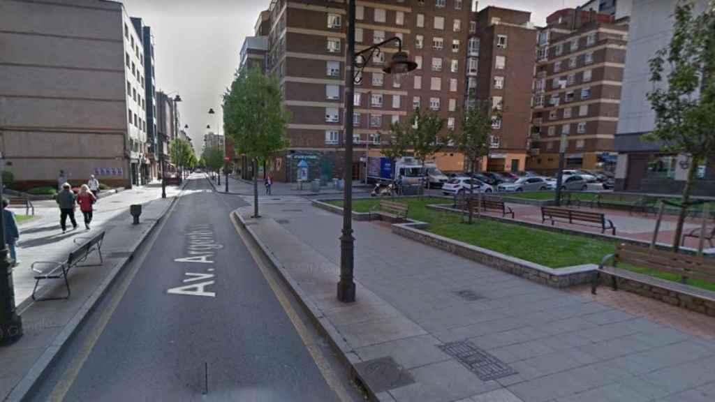 Los hechos han ocurrido en el Barrio de la Calzada, en Gijón.