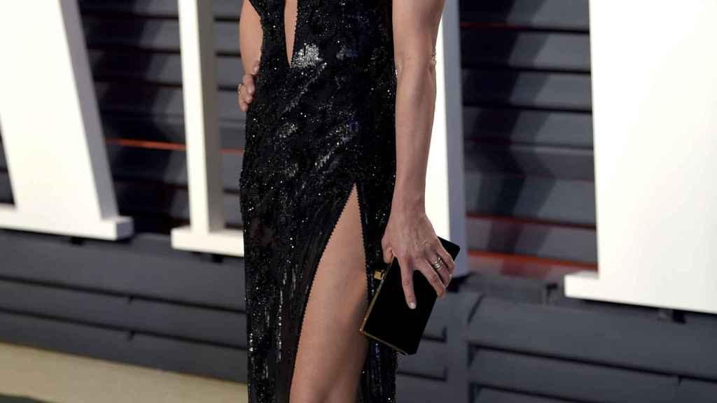 Jennifer en los Oscar de 2017.