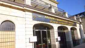 Hospital Universitario de Álava. Zarateman / Wikimedia Commons.