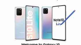 Los Samsung Galaxy S10 Lite y Note 10 Lite ya en España