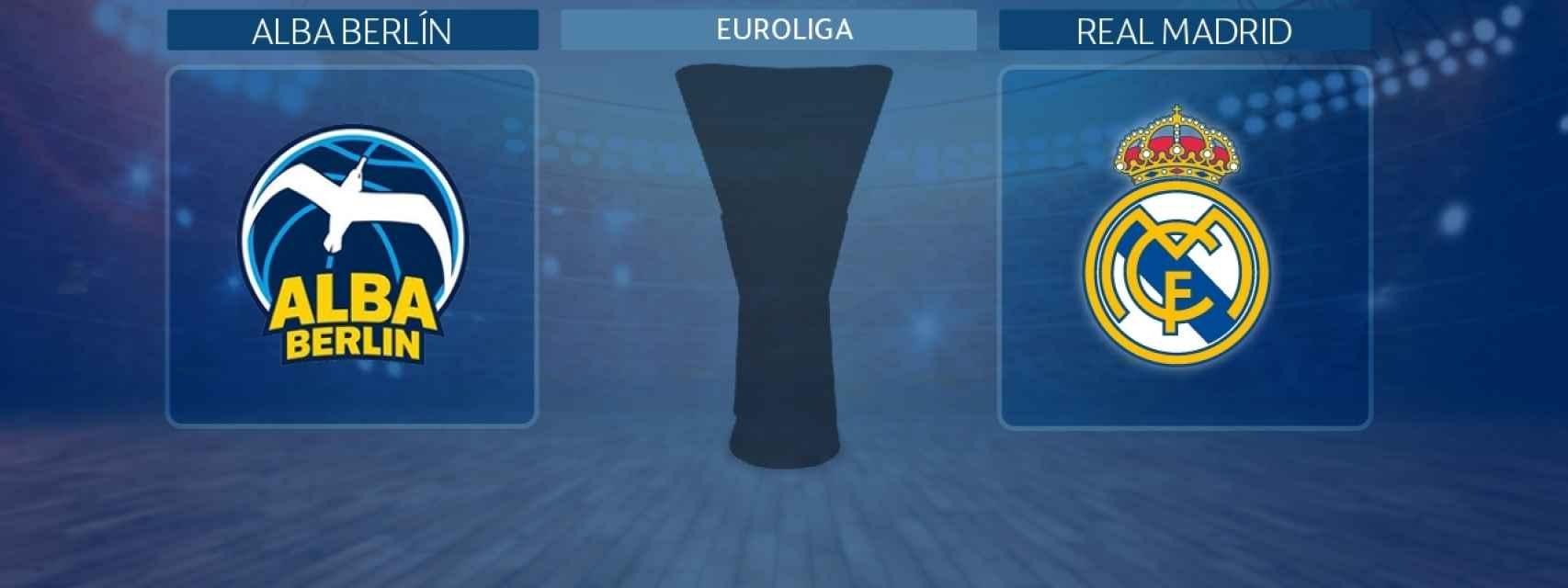 Alba Berlín - Real Madrid