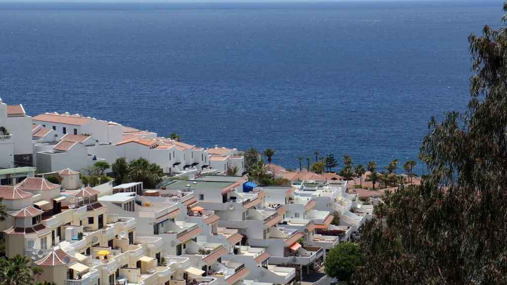 Imagen de un hotel en Tenerife.