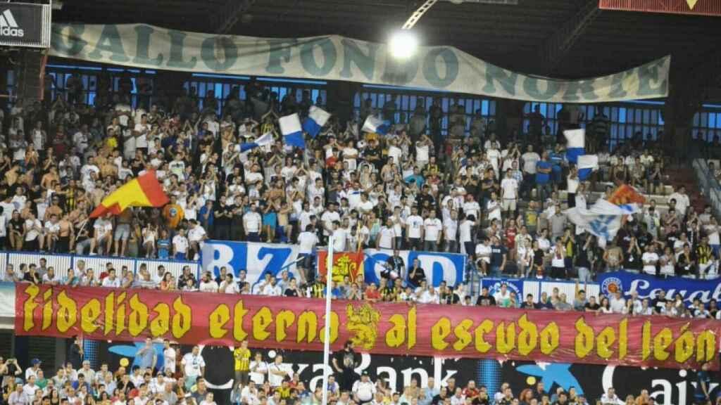 Ultras del Zaragoza