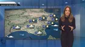 El tiempo: pronóstico para el jueves 6 de febrero