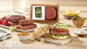 La hamburguesa vegana de Lidl cuesta la mitad que Beyond Meat