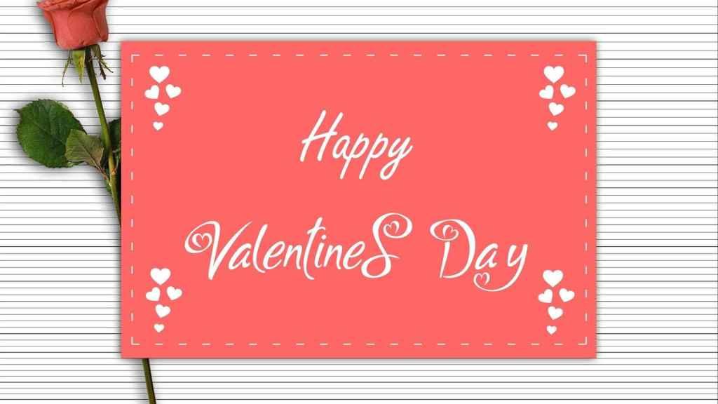 Postales de San Valentín 2020