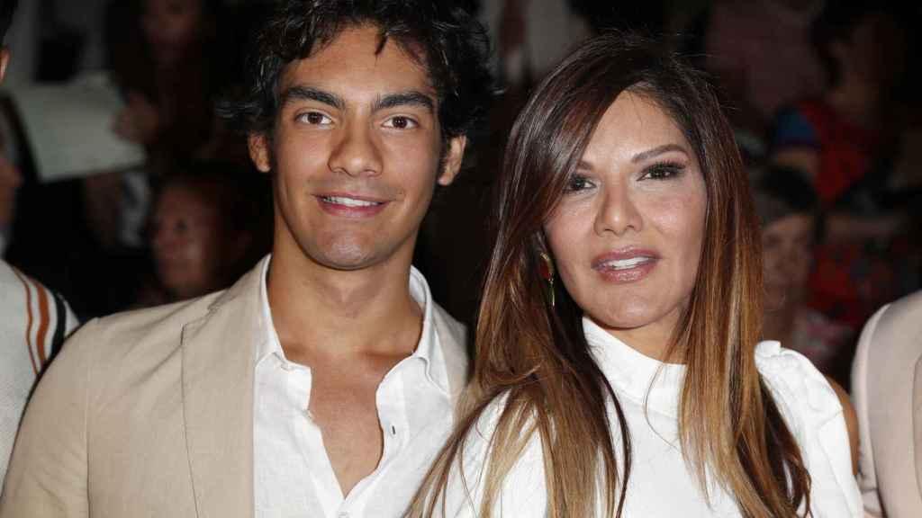 Ivonne Reyes lleva años luchando por el reconocimiento de la paternidad de Pepe Navarro.