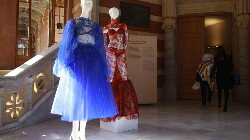 Las piezas más icónicas de Andrés Sardá, seleccionadas por su hija, estarán en una exposición.