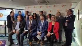 Societat Civil Catalana presenta su consejo asesor.
