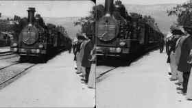 Comparativa entre la original (izq.) y la remasterización (der.)