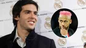 Kaka' y Neymar