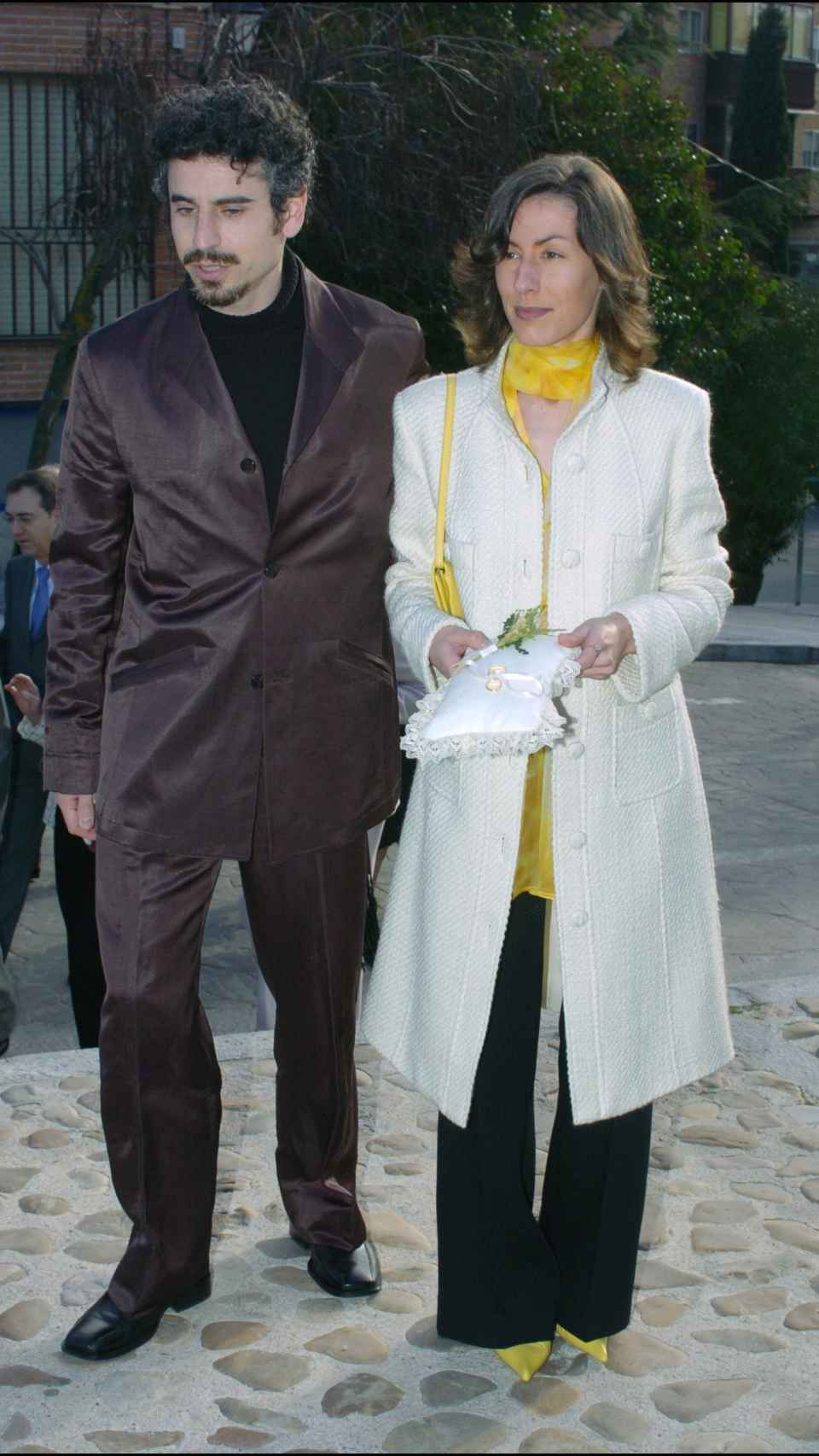 Antonio Vigo y Érika Ortiz.