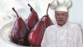 Rappel ha compartido con Jaleos su receta de las peras al vino.