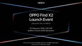 El OPPO Find X2 se presenta el 22 de febrero en Barcelona