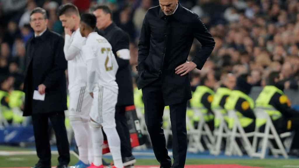 Rodrygo y Jovic entran para dar refresco al Real Madrid