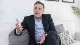 David Martínez, CEO de Aedas Homes, en una imagen de archivo