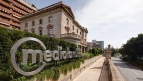 Sede de Banco Mediolanum en Barcelona.
