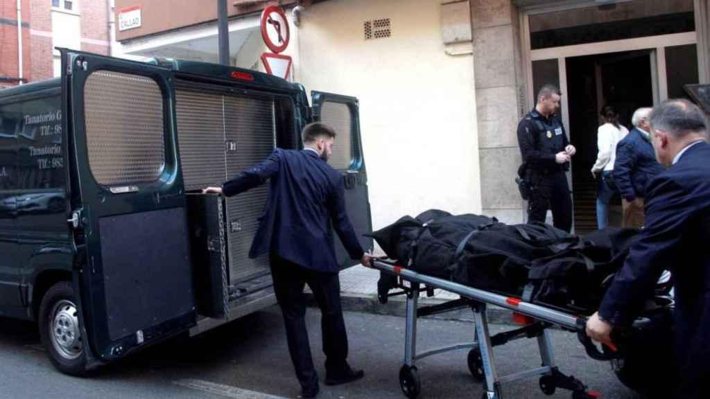 El cuerpo de Lorena fue encontrada el lunes a mediodía, en su casa de Gijón.