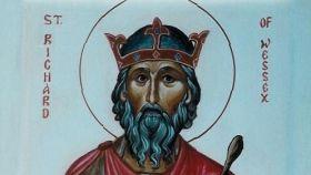 San Ricardo rey.