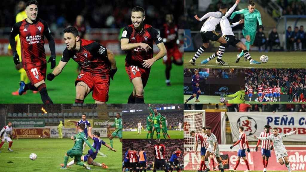 Los momentos de la Copa del Rey 2019/2020 a un partido
