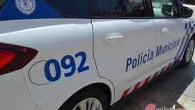 policia municipal valladolid coches vehiculo 6