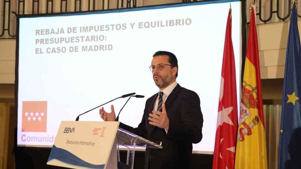 Lasquetty, antes de su cita con Montero:  Cataluña va a la secesión con el dinero de los demás
