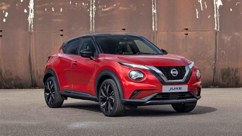Nissan dijo adiós al diésel con la presentación del nuevo Juke, solo disponible en gasolina.