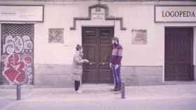 Captura de 'Logopeda', el cortometraje sobre el acento murciano que se ha hecho viral