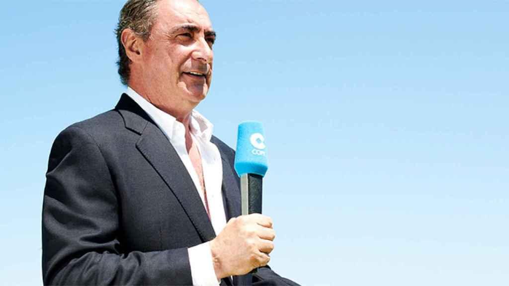 Carlos Herrera, en una imagen de archivo.