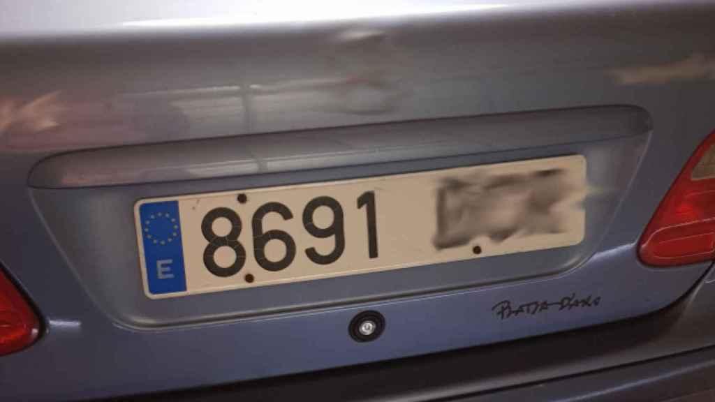 La mujer que esquivó 80.000 euros en multas de velocidad cambiando un número de su matrícula