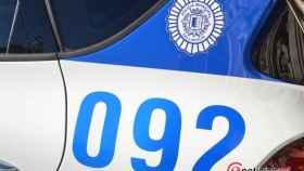 coche vehiculo policia municipal valladolid 9
