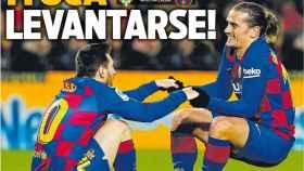 Portada Sport (09/02/2020)