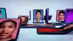 El Samsung Galaxy Z Flip es oficial: Samsung lo muestra en vídeo