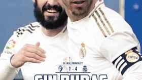 La portada de El Bernabéu (10/02/2020)
