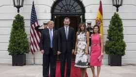 Esta será la tercera visita de Estado que organiza Trump desde que es presidente.