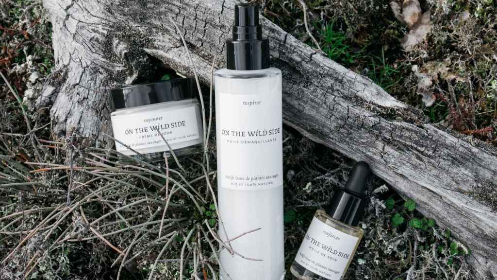 Algunos de los productos de On the Wild Side.