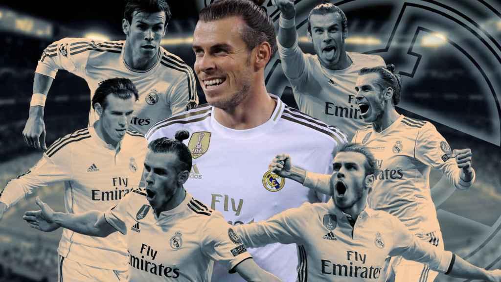 Gareth Bale y su carrera en el Real Madrid