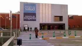 Hospital Universitario Río Hortega de Valladolid.