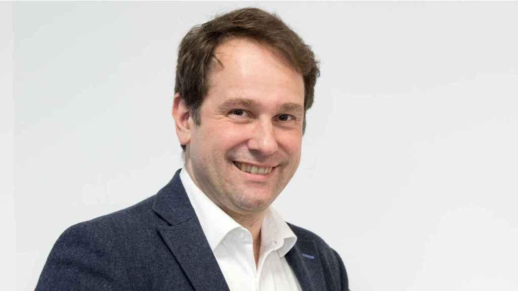 El director de innovación de Informática El Corte Inglés, David Pascual.