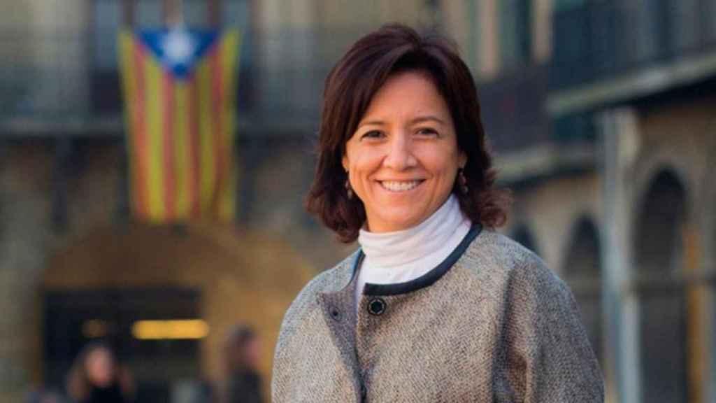 Anna Erra, alcaldesa de Vic y diputada de JxCAT.