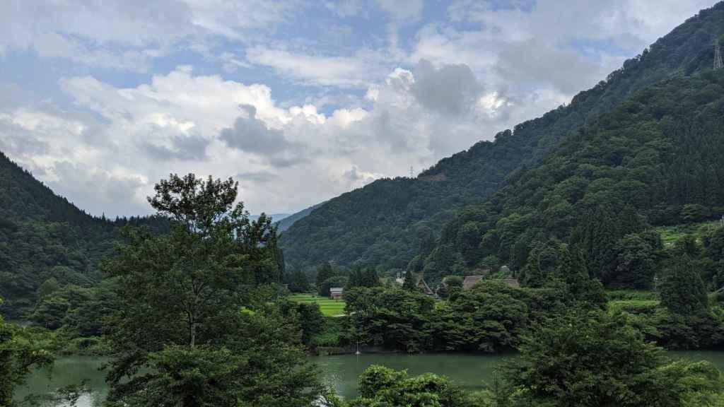 Gokayama, un entorno espectacular