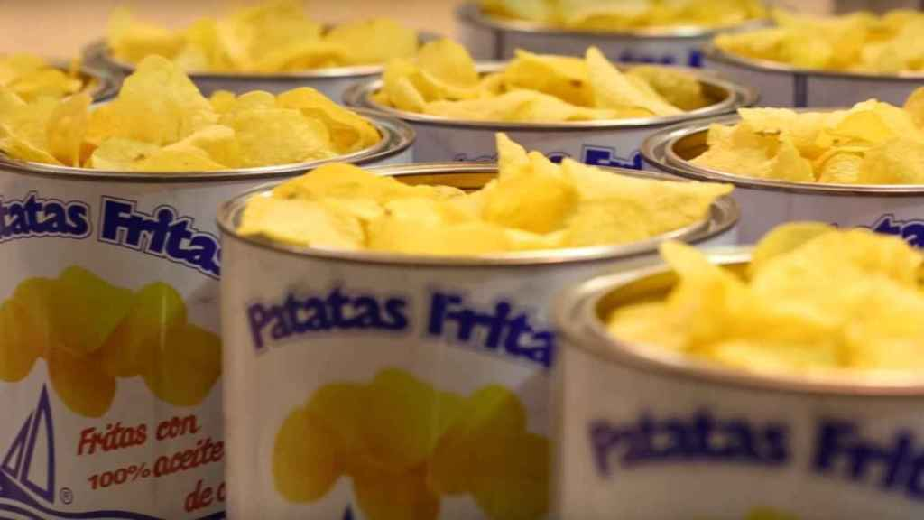 Patatas Bonilla.